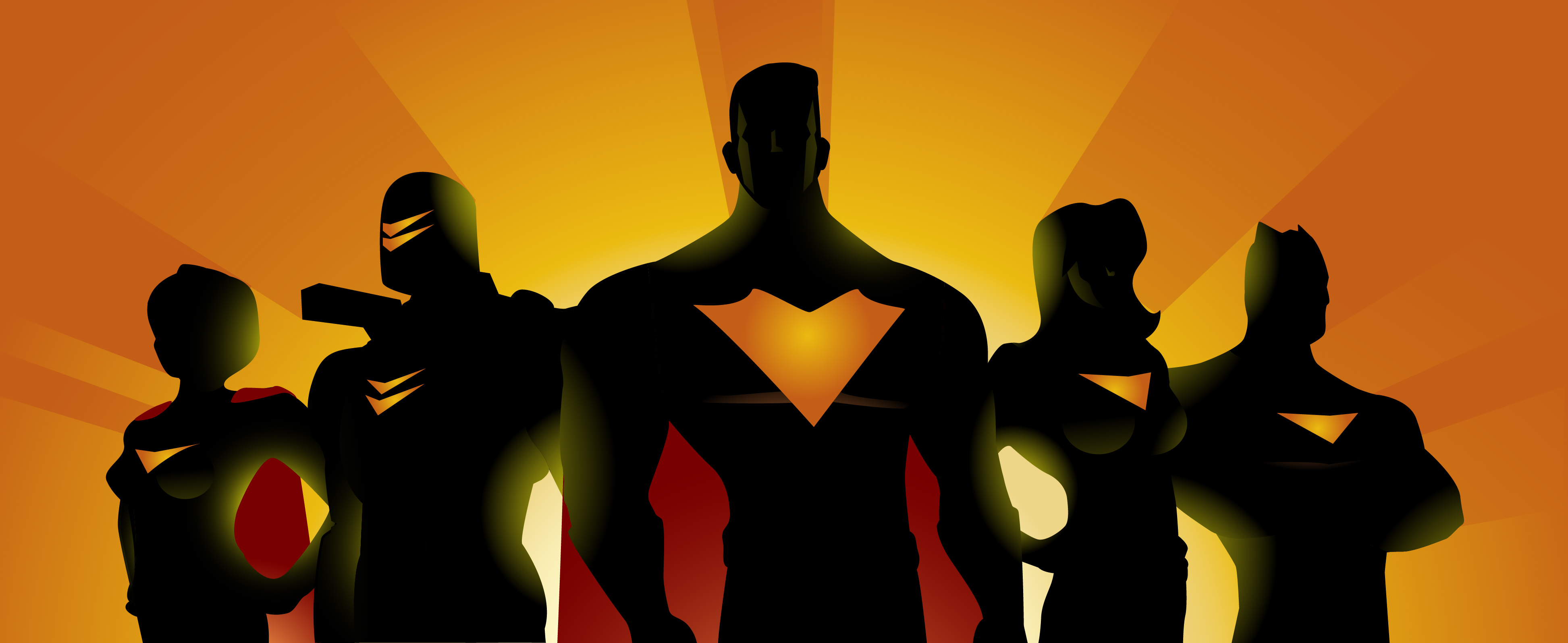 Superhero Team Training  Leveraging Your Team39;s Superpowers